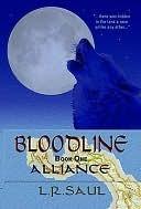 Bloodline: Book One: Alliance  by  LR Saul