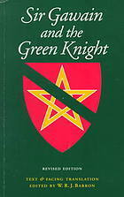 Sir Gawain Green Knight Rev  by  Unknown