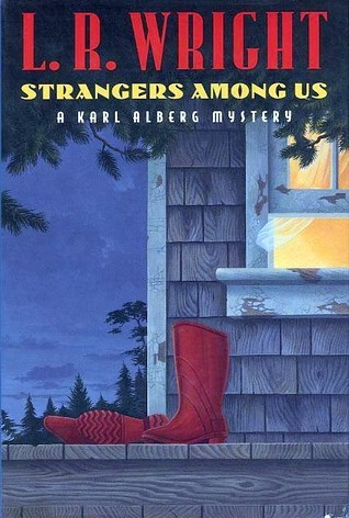 Strangers Among Us  by  L.R. Wright
