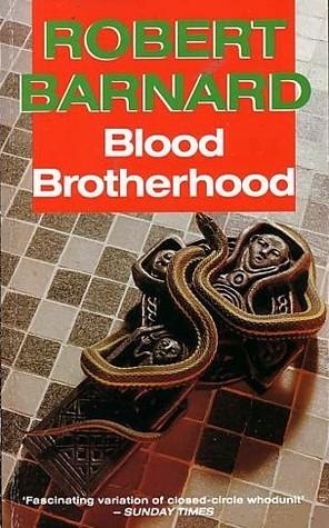 Blood Brotherhood Robert Barnard