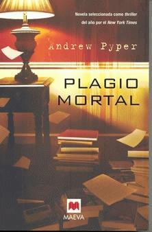 Plagio Mortal  by  Andrew Pyper