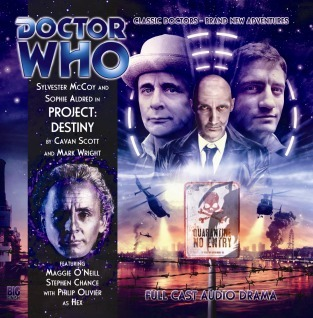 Doctor Who: Project: Destiny (Big Finish Audio Drama, #139) Cavan Scott
