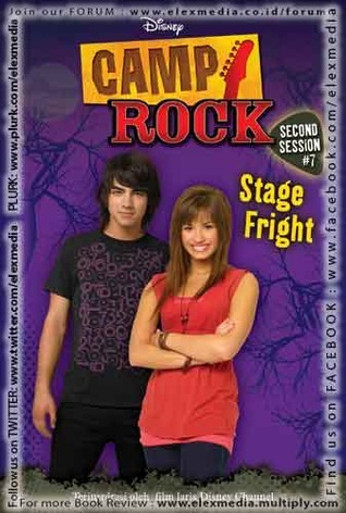 Stage Fright (Camp Rock: Second Session, #7) N.B. Grace
