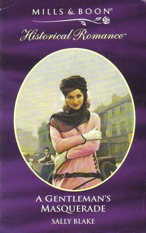 A Gentlemans Masquerade Sally Blake