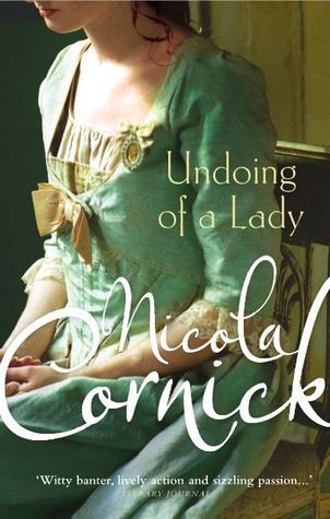 The Undoing Of A Lady (Brides of Fortune, #3)  by  Nicola Cornick