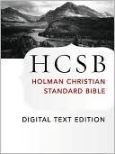 Holman CSB Drill Bible Anonymous