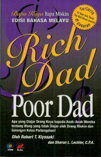 Bapa Kaya Bapa Miskin Robert T. Kiyosaki