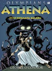 Athena: Dewi Bermata Kelabu  by  George OConnor