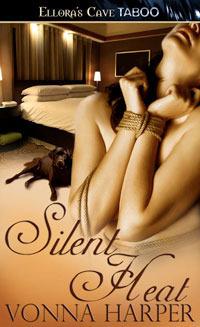 Silent Heat  by  Vonna Harper
