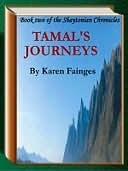 Tamals Journeys (The Shaytonian Chronicles, #2)  by  Karen Fainges