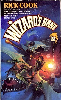The Wizardry Cursed (Wiz, #3) Rick Cook