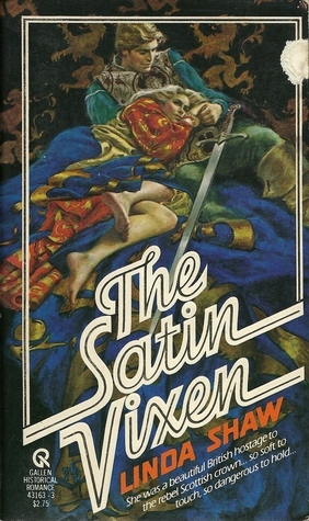 The Satin Vixen  by  Linda Shaw