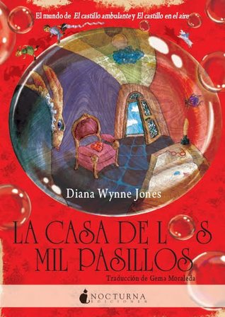 La casa de los mil pasillos (El castillo ambulante, #3) Diana Wynne Jones