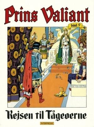 Prins Valiant: Rejsen til Tågeøerne (bind 9)  by  Hal  Foster
