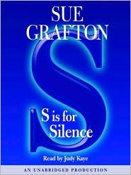 S Is For Silence: A Kinsey Millhone Mystery  by  Sue Grafton