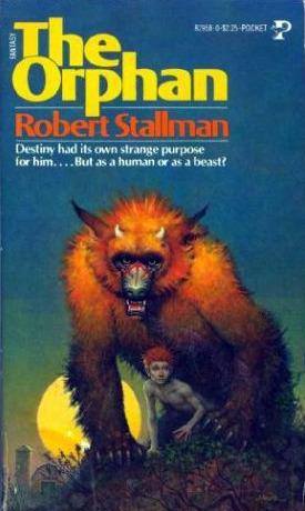 The Orphan  by  Robert Stallman