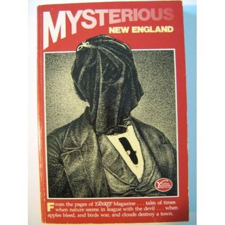 Mysterious New England  by  Austin N. Stevens