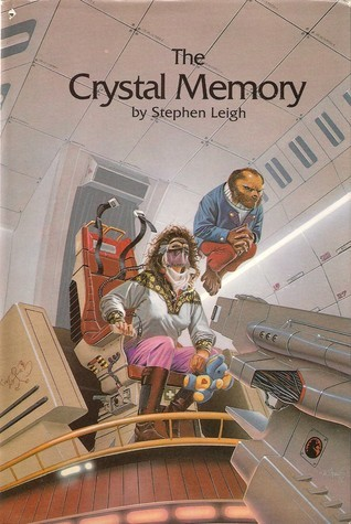 The Crystal Memory  by  Stephen Leigh