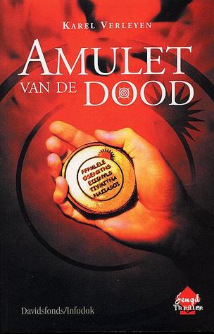 Amulet van de dood  by  Karel Verleyen