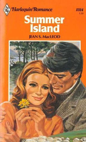 Summer Island (Harlequin Romance, #1314) Jean S. MacLeod