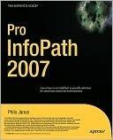Pro InfoPath 2007 Philo Janus
