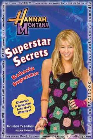 Superstar Secrets (Hannah Montana, #18) M.C. King