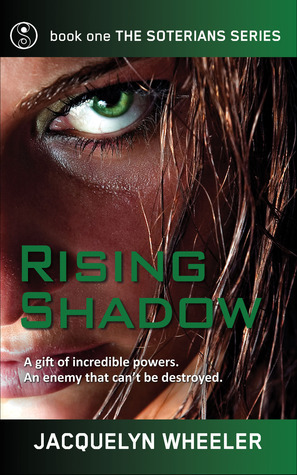 Rising Shadow (The Soterians, #1)  by  Jacquelyn Wheeler