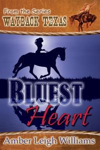 Bluest Heart Amber Leigh Williams