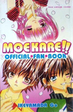 Moe Kare!! Official Fan Book  by  Gō Ikeyamada