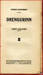 Drengurinn  by  Gunnar Gunnarsson