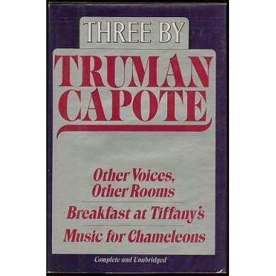 Three by Truman Capote: Other Voices, Other Rooms ...