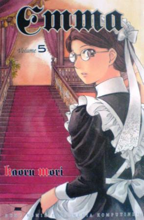 Emma Vol. 5 Kaoru Mori