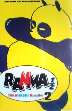 Ranma 1/2 Vol. 2  by  Rumiko Takahashi