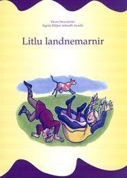 Litlu landnemarnir Iðunn Steinsdóttir