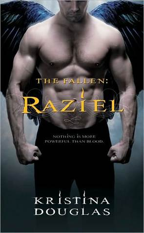 Raziel (The Fallen, #1) Kristina Douglas