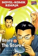Story at Store (Serial Double Ef Team  #5)  by  Nurul F. Huda