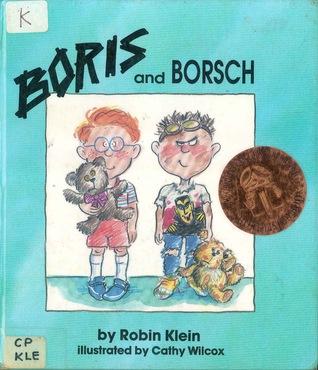 Boris and Borsch  by  Robin Klein