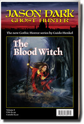 The Blood Witch (Jason Dark #8)  by  Guido Henkel
