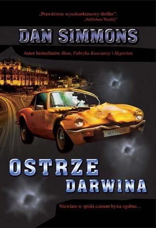 Ostrze Darwina Dan Simmons