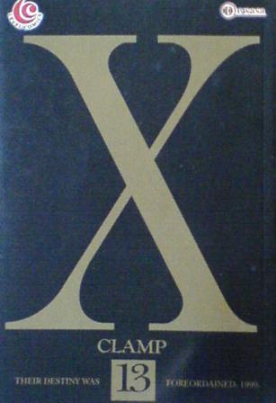 X Vol. 13 CLAMP