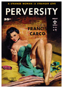 Perversity Francis Carco