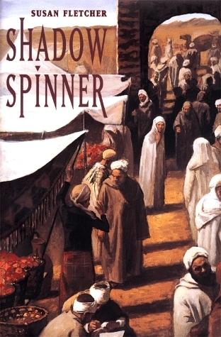 Shadow Spinner Susan Fletcher Compact Disc Unabridged Susan Fletcher