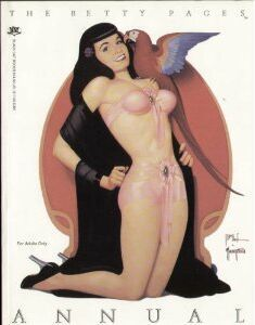 The Betty Pages Annual  by  Harlan Ellison