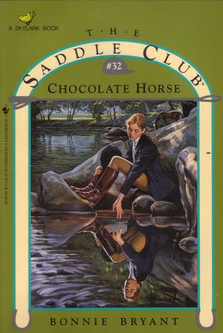 Chocolate Horse (Saddle Club, #32)  by  Bonnie Bryant