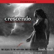 Crescendo (Hush, Hush, #2)  by  Becca Fitzpatrick