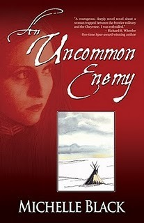 An Uncommon Enemy (Eden Murdoch Novels of the Victorian West)  by  Michelle Black