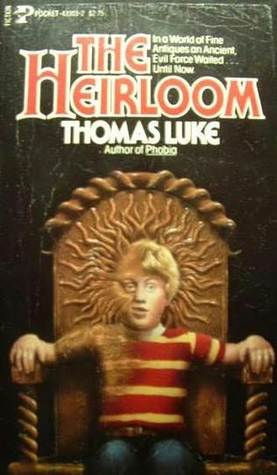 The Heirloom  by  Graham Masterton