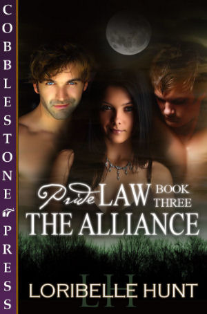 The Alliance (Pride Law, #3)  by  Loribelle Hunt