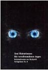 Die verschwundenen Augen  by  Árni Þórarinsson