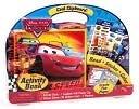 Disney/ Pixar Cars Activity Kit  by  Artistic Studios Ltd.